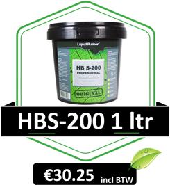 HBS-200 Liquid Rubber Griffon